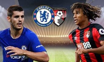 Trực tiếp Chelsea vs Bournemouth, 02h45 ngày 20/12
