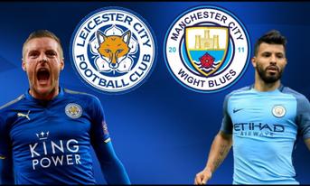 Trực tiếp Leicester vs Man City, 02h45 ngày 19/12