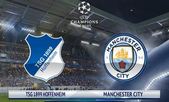 Trực tiếp Manchester City vs TSG Hoffenheim 03h:00 ngày 13/12