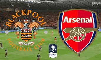 Trực tiếp Blackpool Fc vs Arsenal, 00:30 ngày 06/01/2019