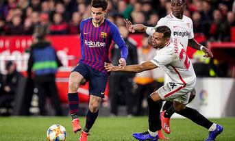 Trực tiếp Barcelona vs Sevilla, 03:30 – 31/01/2019 Cúp nhà vua Tây Ban Nha