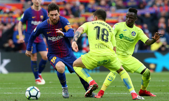 Trực tiếp Getafe vs Barcelona, 2h45 ngày 7/1