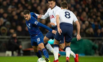 Trực tiếp Chelsea vs Tottenham Hotspur, 02:45 – 25/01/2019 Cúp liên đoàn Anh