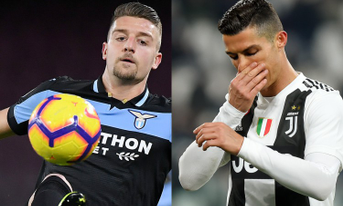 Trực tiếp Lazio Roma vs Juventus, 02:30 – 28/01/2019 Serie A