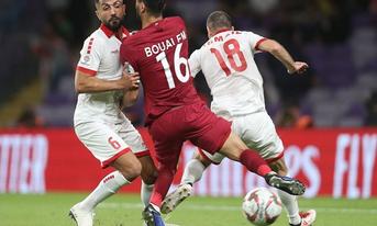 Trực tiếp Qatar vs Iraq, 23h00 – 22/01/2019 Asian Cup