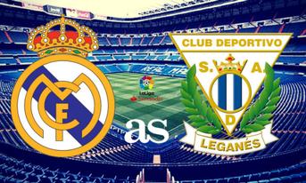 Trực tiếp Real Madrid vs Leganes, 3h30 ngày 10/1/2019