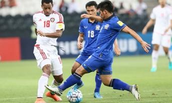 Trực tiếp UAE vs Thái Lan 23h00 ngày 14/01/2019