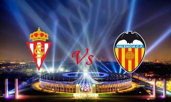 Trực tiếp Gijon vs Valencia, 03h30 ngày 09/1