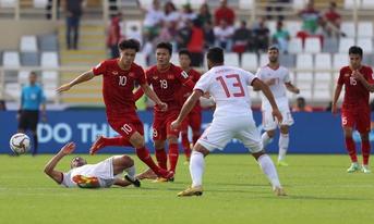 Trực tiếp Việt Nam vs Yemen, 23h00 ngày 16/01/2019