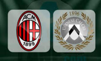 Trực tiếp AC Milan vs Udinese Calcio, 00:00 – 03/04/2019 Serie A
