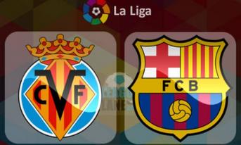 Trực tiếp Villarreal vs Barcelona, 02:30 – 03/04/2019 LaLiga