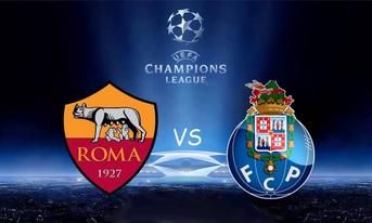 Trực tiếp FC Porto vs AS Roma, 03:00 – 07/03/2019 UEFA Champions League