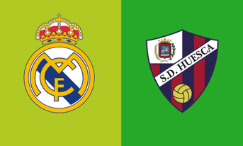 Trực tiếp Real Madrid vs HUESCA, 01:45 – 01/04/2019 LaLiga