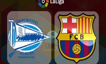 Link Sopcast, Acestream ALAVES vs Barcelona, 02:30 ngày 24-04-2019