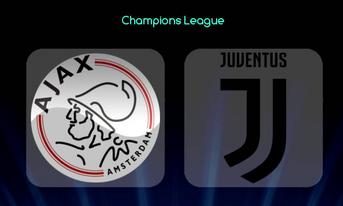 Trực tiếp Ajax Amsterdam vs Juventus, 02:00 – 11/04/2019 UEFA Champions League