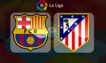 Trực tiếp Barcelona vs Atletico Madrid, 01:45 – 07/04/2019 LaLiga
