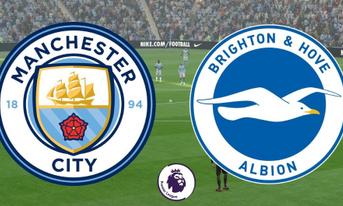 Trực tiếp Manchester City vs Brighton & Hove Albion, 23:30 – 06/04/2019 FA Cup