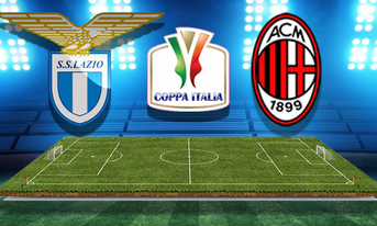 Trực tiếp AC Milan vs Lazio Roma, 01:45 – 25/04/2019 Cúp quốc gia Ý – Coppa Italia