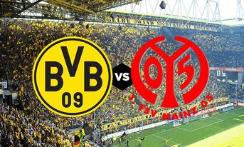 Trực tiếp Borussia Dortmund vs MAINZ 05, 23:30 – 13/04/2019 Giải vô địch quốc gia Đức