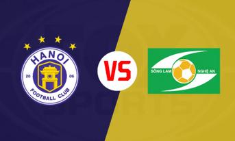 Trực tiếp Hà Nội FC vs Sông Lam Nghệ An, 19:00 – 07/04/2019 Giải vô địch quốc gia V-League