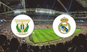 Trực tiếp LEGANES vs Real Madrid, 02:00 – 16/04/2019 La Liga