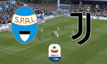 Trực tiếp SPAL vs Juventus, 20:00 – 13/04/2019 Serie A