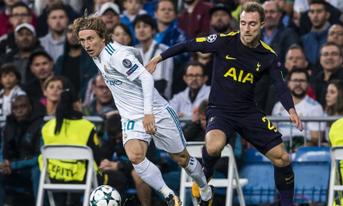 Link sopcast Real Madrid vs Tottenham