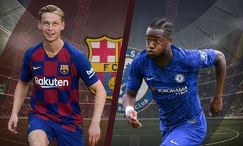 Link Sopcast, Acestream Barcelona vs Chelsea, 17:30 ngày 23-07-2019