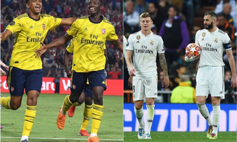 Link Sopcast, Acestream Real Madrid vs Arsenal, 06:00 ngày 24-07-2019