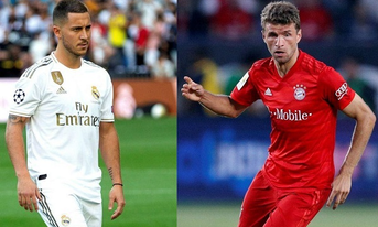 Link Sopcast, Acestream Bayern Munich vs Real Madrid, 07:00 ngày 21-07-2019