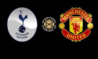 Trực tiếp Tottenham Hotspur vs Manchester United, 18:30 – 25/07/2019 Cúp bóng đá các nhà vô địch Quốc tế ICC