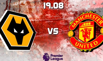 Link Sopcast, Acestream Wolverhampton vs Manchester United, 02:00 ngày 20-08-2019