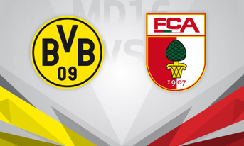 Link Sopcast, Acestream Borussia Dortmund vs Augsburg, 20:30 ngày 17-08-2019