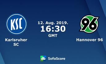 Link Sopcast Karlsruher SC vs Hannover 96 23h30 ngày 12/8/2019