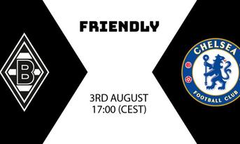 Trực tiếp Borussia Monchengladbach vs Chelsea, 22:00 – 03/08/2019 Giải giao hữu cấp câu lạc bộ