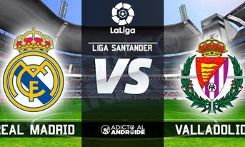 Trực tiếp Real Madrid vs Real Valladolid, 00:00 – 25/08/2019 LaLiga