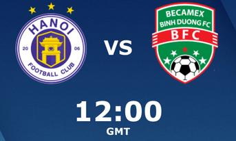 Trực tiếp Hà Nội FC vs Becamex Bình Dương, 19:00 – 07/08/2019 AFC Cup