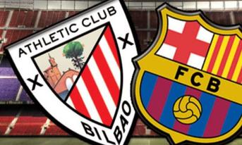 Trực tiếp Athletic de Bilbao vs Barcelona, 02:00 – 17/08/2019 LaLiga