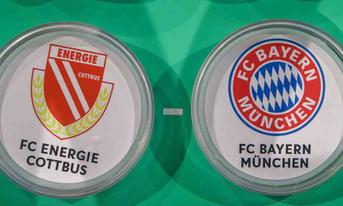 Trực tiếp Energie Cottbus vs Bayern Munich, 01:45 – 13/08/2019 Cúp quốc gia Đức