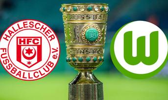 Trực tiếp Hallescher vs VFL Wolfsburg, 23:30 – 12/08/2019 Cúp quốc gia Đức