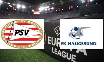 Trực tiếp PSV Eindhoven vs FK Haugesund, 01:30 – 16/08/2019 UEFA Europa League