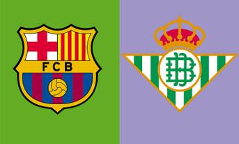 Barcelona vs Betis xem trực tiếp ở đâu?