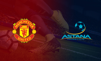 Link Sopcast, Acestream Manchester United vs FC Astana, 02:00 ngày 20-09-2019
