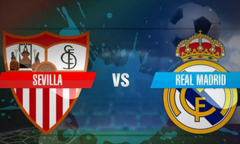 Link Sopcast, Acestream FC Sevilla vs Real Madrid, 02:00 ngày 23-09-2019