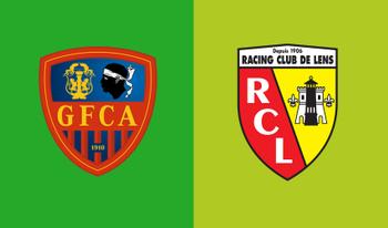 Soi kèo GFC Ajaccio vs Lens, 02h45 ngày 19/03/2019: Hạng 2 Pháp