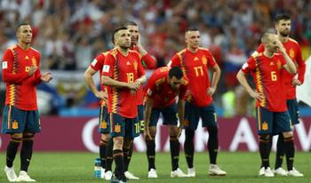 Ký ức World Cup ở Nga: Từng có 1 La Roja bất diệt