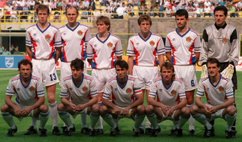 Đôi dòng cảm nhận về bóng đá Croatia