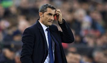 Barcelona của Valverde là 1 đội bóng quá nhàm chán