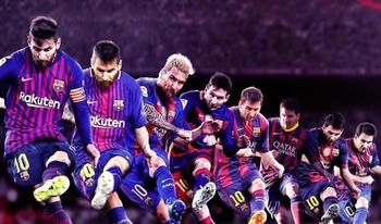 Lionel Messi là cầu thủ sút phạt hay nhất trong lịch sử