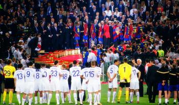 Kỷ niệm đáng nhớ về một cuộc đối đầu MU vs Barca.